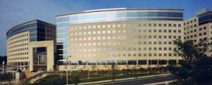 New Carrollton Federal Building in MD