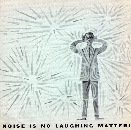 noise is no laughing matter